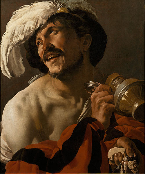 File:Hendrick ter Brugghen - The Merry Drinker - Google Art Project.jpg