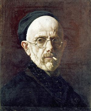 Henri Lehmann - Self-portrait (date unknown)