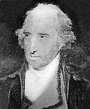 Henry Hamilton (governor) - Portrait of Governor Henry Hamilton
