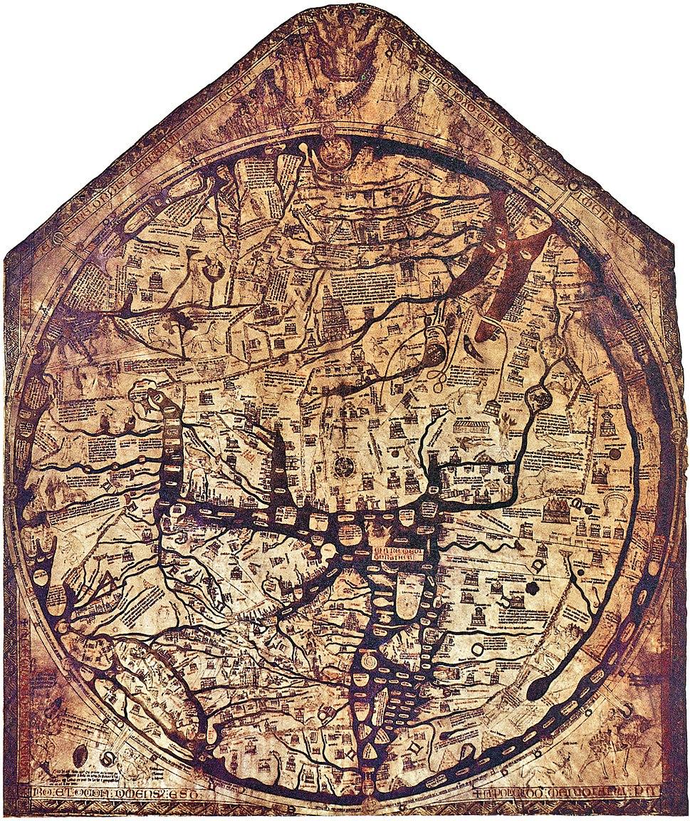 Hereford Mappa Mundi