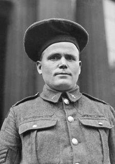 Herman James Good Canadian soldier of World War I recipient of the Victoria Cross