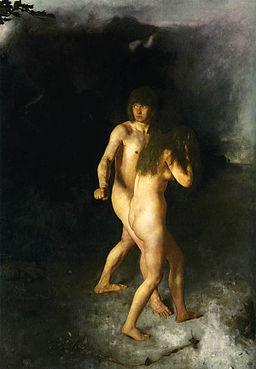 Heyerdahl adam og eva