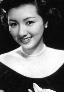 Hideko Takamine Japanese actress