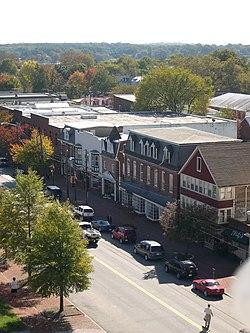 Chestertown Maryland Wikipedia - Maryland wikipedia