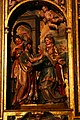 High Altar - Marriage of Mary and St. Joseph - Cathedral of Burgos.JPG