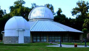 Highland Road Park Observatory - Image: Highland Road Park Observatory