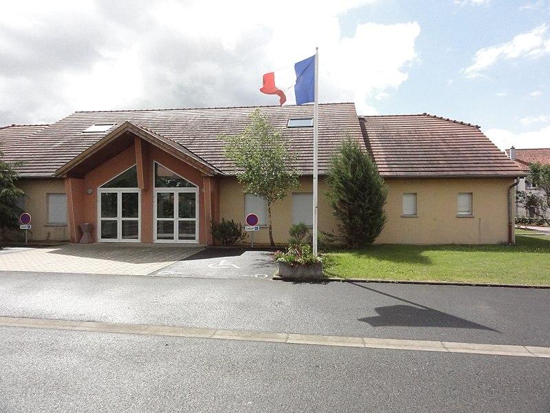 Hilbesheim (Moselle) salle communale