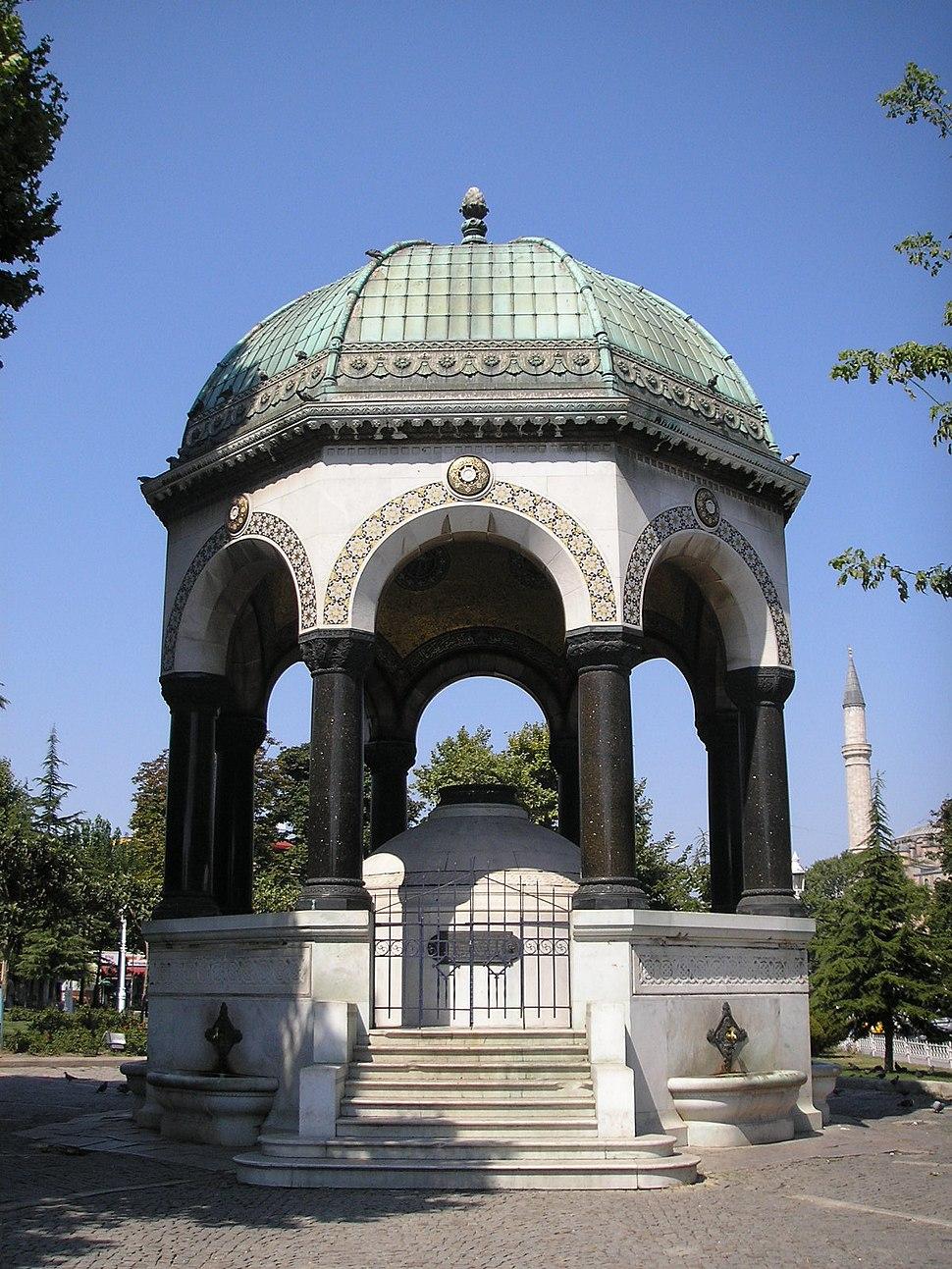 Hippodrome Constantinople 2007 001