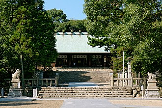 Nishinomiya - Hirota Shrine