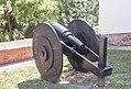 Historical gun in Lendava Castle, 2013-08-11.jpg
