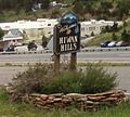 Hiwan Hills sign.jpg