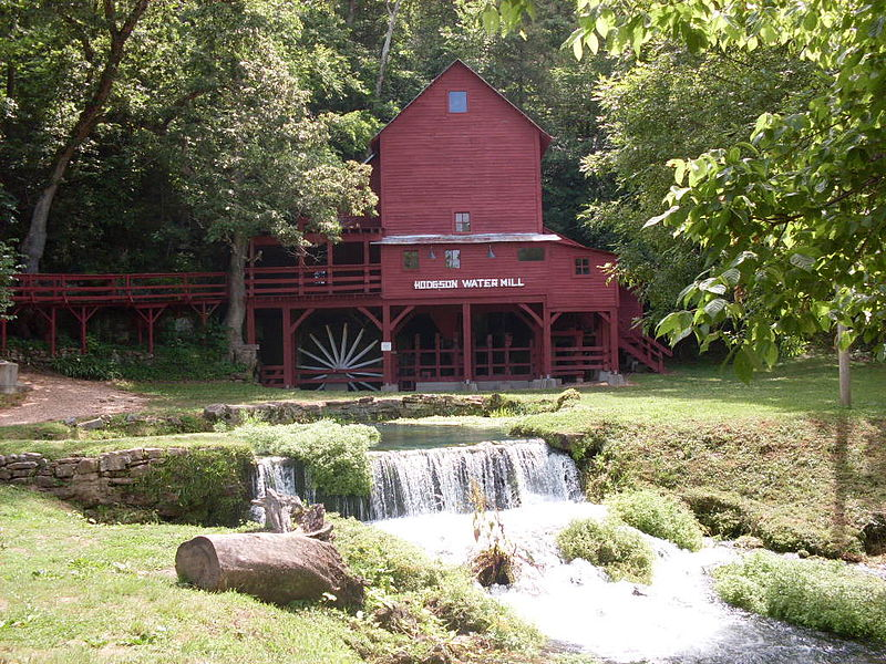 File:Hodgson Mill on Bryant Creek in NE Ozark County, Missouri.JPG