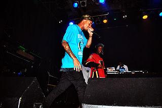 Hodgy American rapper