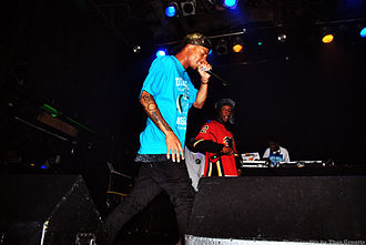MellowHype - Image: Hodgy Beats, Odd Future Live in Toronto, May 15 2011