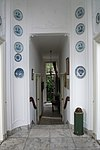 hofje van noblet-achterdeur regentenkamer