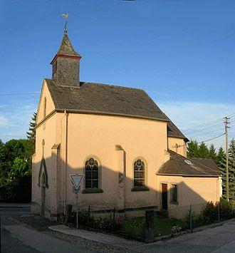 Aach, Rhineland-Palatinate - Image: Hohensonne Kirche 1