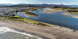 Hokitika Place in West Coast, New Zealand