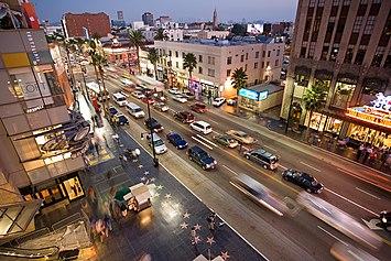 Έλεγχος νέφους στο Λος Άντζελες