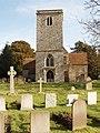 Holton church and churchyard - geograph.org.uk - 1175378.jpg