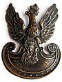 Holy Cross Brigade ((Brygada Świętokrzyska) cap badge.jpg