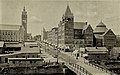 Holyoke City Hall, Windsor Hotel, and Holyoke Opera House 1887.jpg