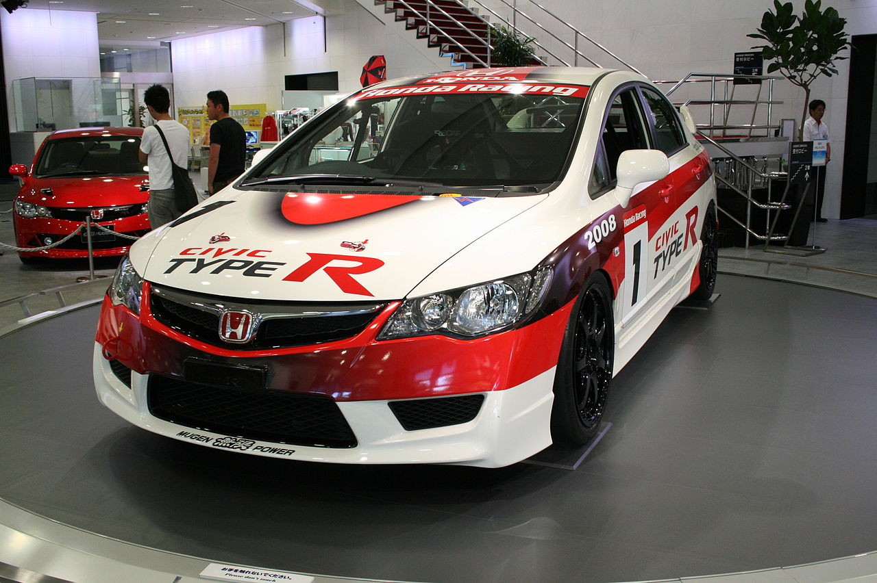 Acura Tl Race Car