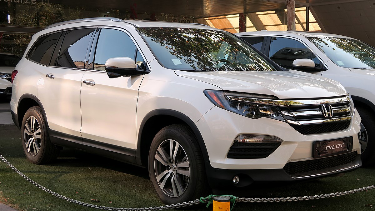 Honda Pilot 2018 Release Date >> Honda Pilot Wikipedia