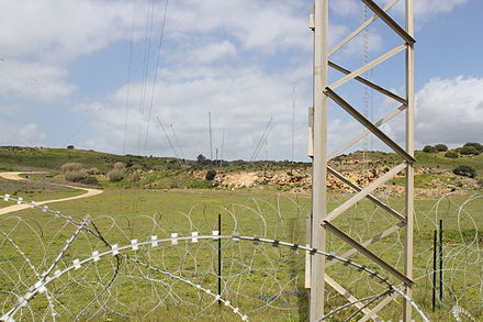 Naval Radio Transmitter Facility (NRTF) Niscemi - Wikiwand