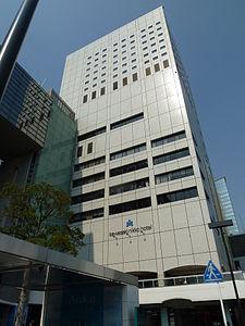 Hotel Nikko kawasaki.JPG