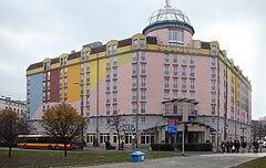 Radisson Blu Sobieski Hotel Warsaw Site Www Tripadvisor De