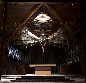 Howard Newman - Porstmouth Abbey Crucifix