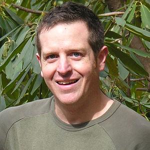 Hugh Howey - Image: Hugh Howey Headshot