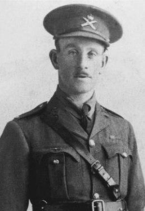 The Argyll and Sutherland Highlanders of Canada (Princess Louise's) - Lt. Hugh McKennzie, VC, DCM, C de G, CMGC.
