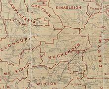 Shire of Flinders Queensland  Wikipedia