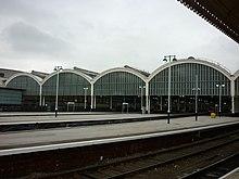 Hull Paragon Interchange Wikipedia