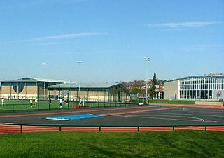 Hutchesons Grammar School school in the southside of Glasgow, Scotland