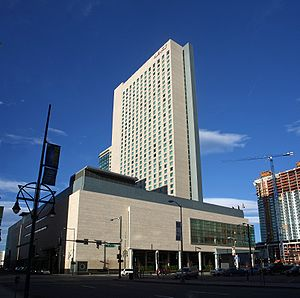 Hyatt Regency Denver at the Colorado Convention Center - The Hyatt Regency in Denver
