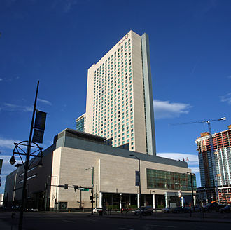 Hyatt Regency Denver at the Colorado Convention Center - The Hyatt Regency in Denver