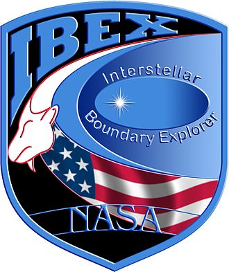 Interstellar Boundary Explorer - Image: IBEX official logo