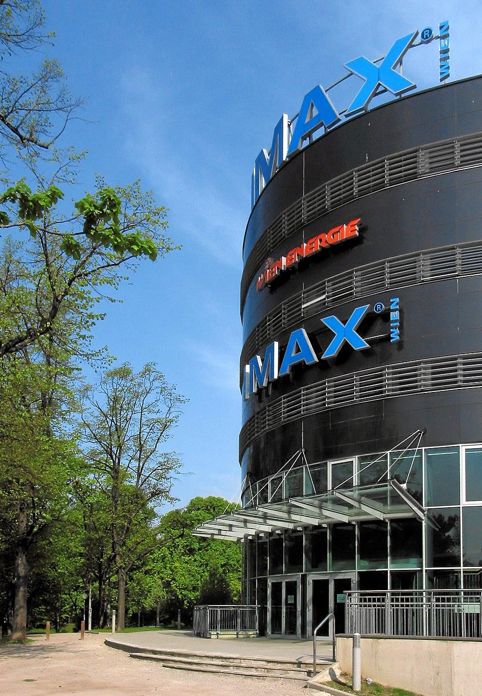 IMAX-Kino Wien 2006 04 25