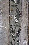 interieur, eerste verdieping, voorzijde, schilderingen, detail - tiel - 20291303 - rce