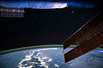 ISS-43 Sparkling cities below the International Space Station.jpg