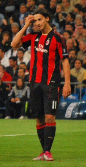 Capocannoniere - The Capocannoniere has been won 17 times by A.C. Milan players, the most recent being Zlatan Ibrahimović in 2012