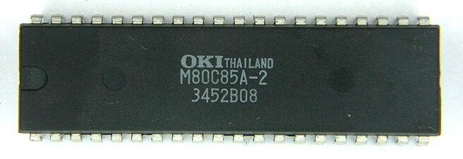 intel 8085 wikipedia