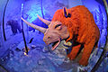 Ice Age Mammals - Dark Ride - Science Exploration Hall - Science City - Kolkata 2016-02-22 0284.JPG