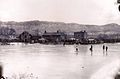 Ice Skating on Peck's Pond, Haverstraw.jpg