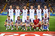 low priced d0a47 a08cf Iceland national football team - Wikipedia
