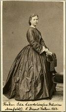 Ida Landelius, porträtt - SMV - H5 047.tif