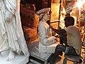 Idol making at Kumortuli, Kolkata7.jpg