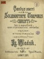Ignacij Hladnik - Cantus sacri in solemnitate Corporis Christi.pdf